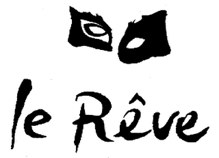 mark for LE REVE, trademark #76493500