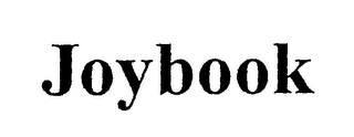 mark for JOYBOOK, trademark #76494900