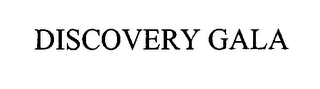 mark for DISCOVERY GALA, trademark #76497251