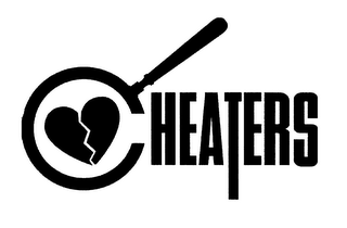 mark for CHEATERS, trademark #76499520