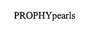 mark for PROPHYPEARLS, trademark #76502681
