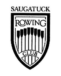 mark for SAUGATUCK ROWING CLUB, trademark #76503533