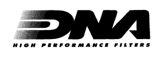 mark for DNA HIGH PERFORMANCE FILTERS, trademark #76503993