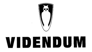 mark for VIDENDUM, trademark #76504530