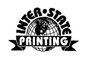 mark for INTER STATE PRINTING, trademark #76506354