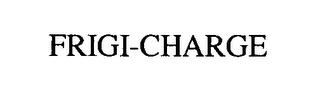 mark for FRIGI-CHARGE, trademark #76507017