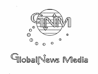 mark for GNM GLOBALNEWS MEDIA, trademark #76507389