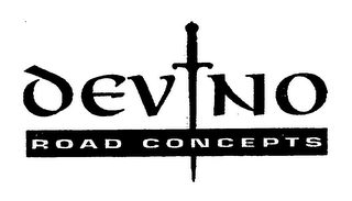 mark for DEVINO ROAD CONCEPTS, trademark #76509157