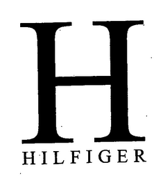 mark for H HILFIGER, trademark #76509367