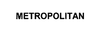 mark for METROPOLITAN, trademark #76509781
