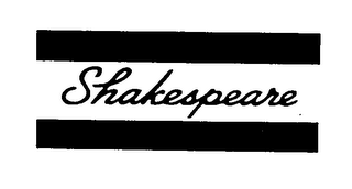 mark for SHAKESPEARE, trademark #76510544