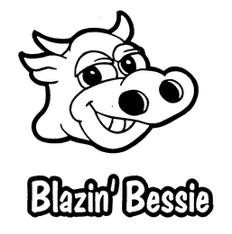 mark for BLAZIN' BESSIE, trademark #76511441