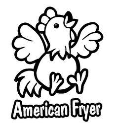 mark for AMERICAN FRYER, trademark #76511442