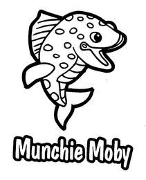mark for MUNCHIE MOBY, trademark #76511444