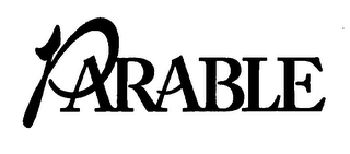 mark for PARABLE, trademark #76512012