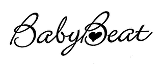 mark for BABYBEAT, trademark #76512036