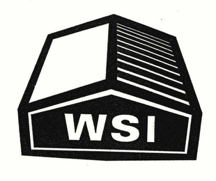 mark for WSI, trademark #76512156