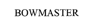 mark for BOWMASTER, trademark #76512330