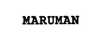 mark for MARUMAN, trademark #76512970