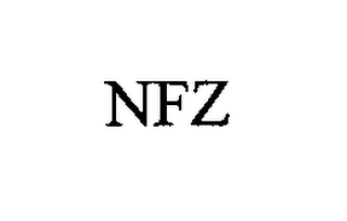 mark for NFZ, trademark #76513641