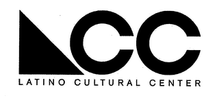 mark for LCC LATINO CULTURAL CENTER, trademark #76514741