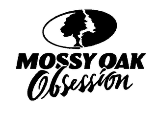 mark for MOSSY OAK OBSESSION, trademark #76517584