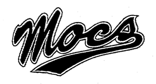 mark for MOCS, trademark #76518862