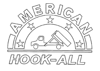 mark for AMERICAN HOOK-ALL, trademark #76520270