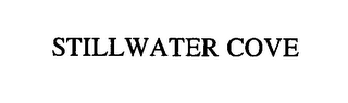 mark for STILLWATER COVE, trademark #76521868
