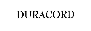 mark for DURACORD, trademark #76522012