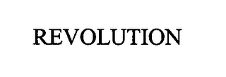 mark for REVOLUTION, trademark #76523941