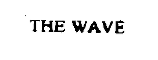 mark for THE WAVE, trademark #76524083
