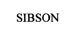 mark for SIBSON, trademark #76524256