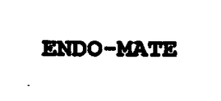 mark for ENDO-MATE, trademark #76525079