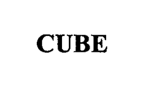 mark for CUBE, trademark #76525284