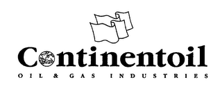 mark for CONTINENTOIL OIL & GAS INDUSTRIES, trademark #76525310