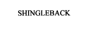 mark for SHINGLEBACK, trademark #76525372