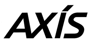 mark for AXIS, trademark #76526406