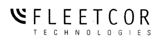 mark for FLEETCOR TECHNOLOGIES, trademark #76527312