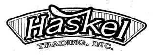 mark for HASKEL TRADING, INC., trademark #76527591
