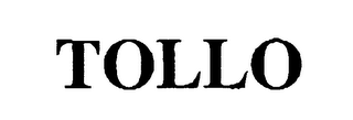 mark for TOLLO, trademark #76528147