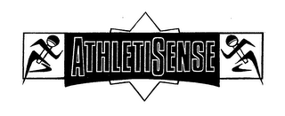 mark for ATHLETISENSE, trademark #76528361