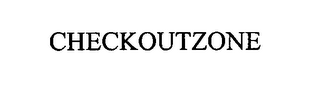 mark for CHECKOUTZONE, trademark #76528879