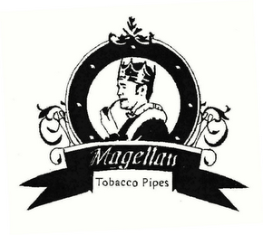 mark for MAGELLAN TOBACCO PIPES, trademark #76530764