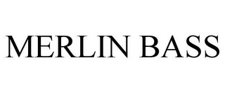 mark for MERLIN BASS, trademark #76530789