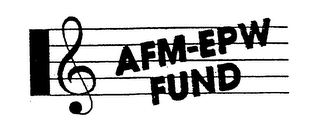 mark for AFM-EPW FUND, trademark #76531849