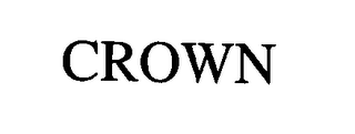 mark for CROWN, trademark #76532907
