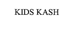 mark for KIDS KASH, trademark #76533587