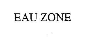 mark for EAU ZONE, trademark #76534991