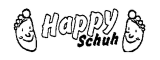 mark for HAPPY SCHUH, trademark #76535658